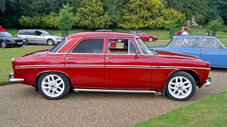 1972/73 Rover (P5) 3.5 Litre Saloon - RAN 71L
