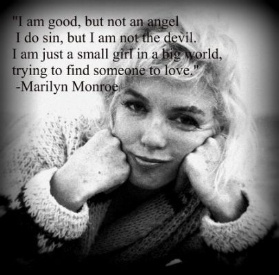 ... Marilyn Monroe Spruche Marilyn Monroe Poster Marilyn Pinterest ...