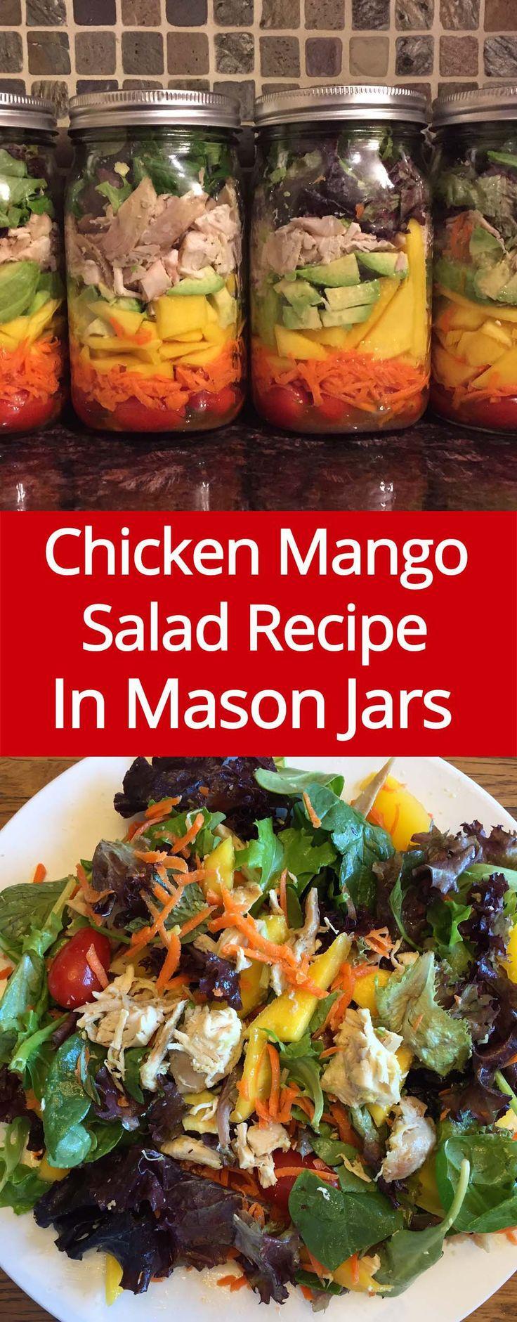 ... mason jar salad deal on Pinterest   Mason jar salads, Instant ramen
