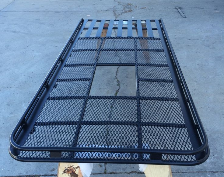 Sprinter Roof Rack Made By Aluminess Garage Roof Diy