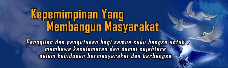Banner design for Church Service of GPIB Ekklesia -  Jakarta