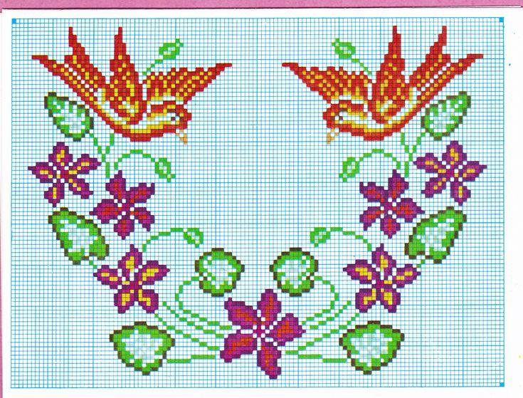 crossstitch pattern- esquema punto de cruz