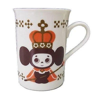 Cheburashka Mug Cup (Chess King)