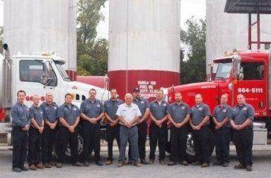 G.A. Bove Fuels Department