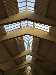 Evergreen House   Bellevue Square Custom Skylights