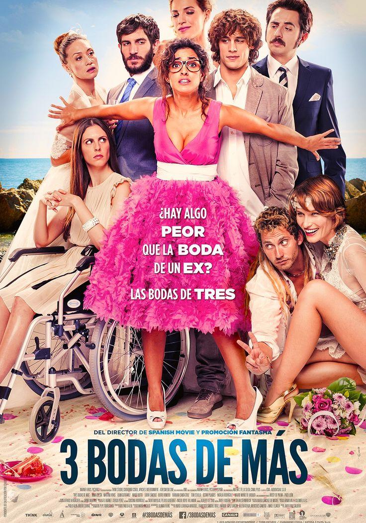 3 bodas de más (2013), Javier Ruiz Caldera.