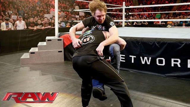 Resultados de WWE Monday Night Raw: 8 de febrero de 2016