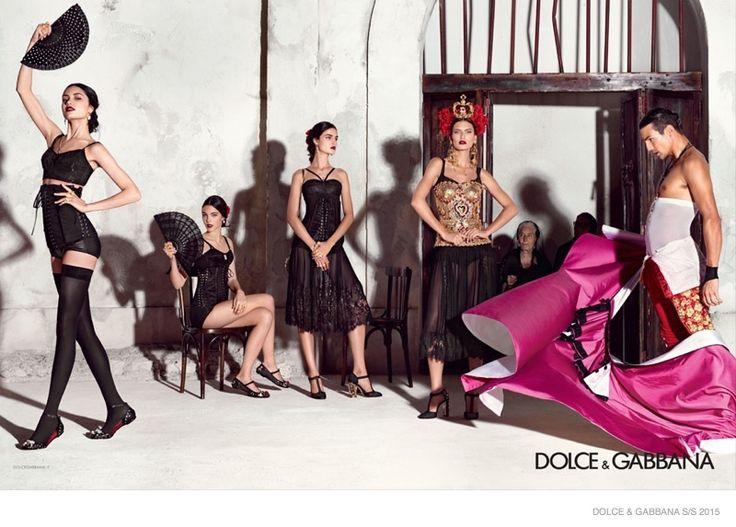 Dolce and Gabbana SS15