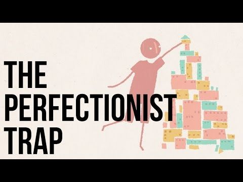Watch: Why You Shouldn't Fall Into The Trap Of 'Perfection' - DesignTAXI.com