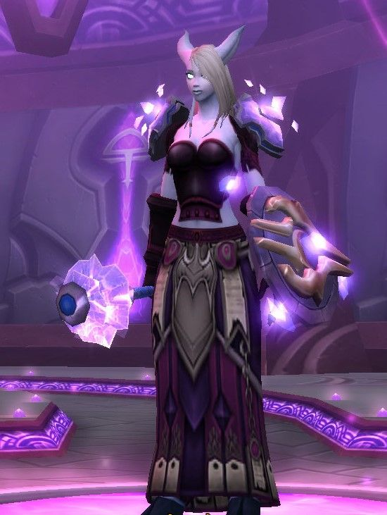 Paladin Plate Mog...I'm proud of this one lol.