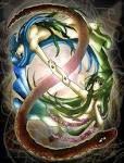 PHYSIS: Fusis, Phusis o Physis, era la deidad primordial griega de la naturaleza y uno de los primeros seres en surgir al principio de los tiempos. En la mitología romana es Natura. Se le atribuían ambos sexos, y en ocasiones se la identificaba con Gea, con Eros