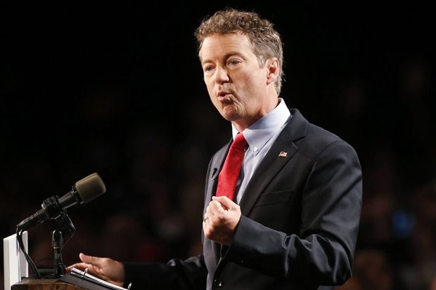 Rand Paul Rand Paul's tangled approach to H-1B visas We don't need to boost immigration, idiot!  Crawl back in the hole you crawled out of!