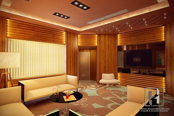 Cairo Airport Vip Room on Behance