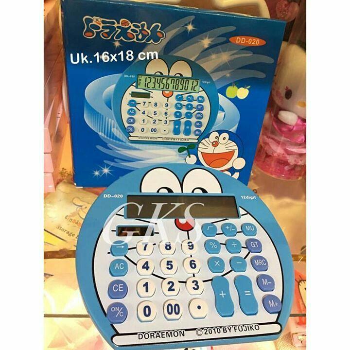 #kalkulator kepala #doraemon @ 85.000