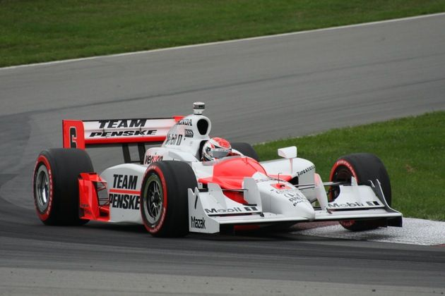 Indy Car-Team Penske