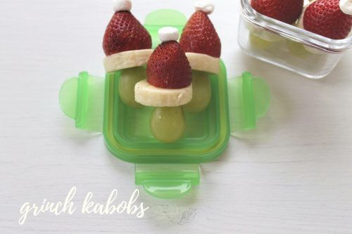 Super easy lunch snack!