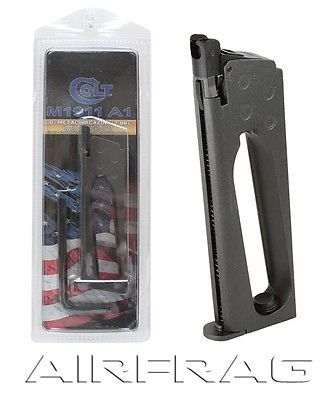 nice KWC Metal 17 Round Co2 Magazine for M1911 A1 Cybergun and Umarex Airsoft Guns - For Sale Check more at http://shipperscentral.com/wp/product/kwc-metal-17-round-co2-magazine-for-m1911-a1-cybergun-and-umarex-airsoft-guns-for-sale/