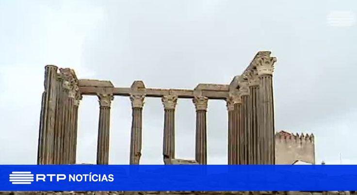 Templo romano de Évora está renovado
