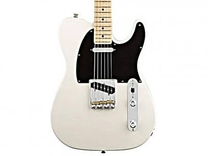 Guitarra Tele Fender American Special - Branca com as melhores condições você encontra no Magazine Lojavirtualutil. Confira!