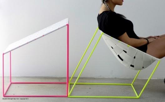 Silla Conform by William Lee