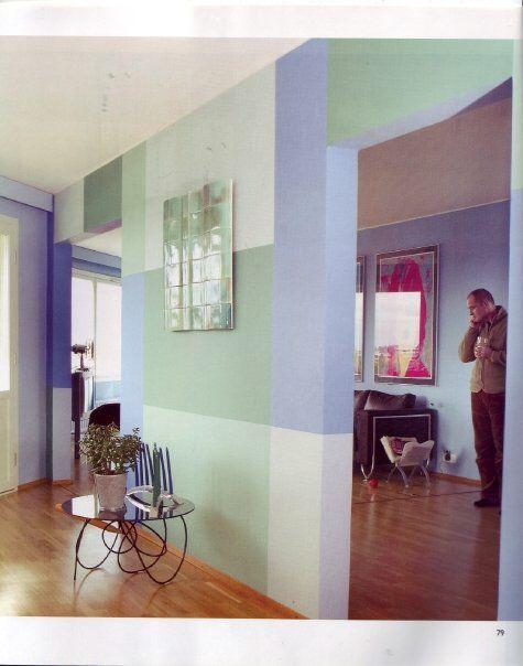 Kivisaarentie 3 diningroom 2003