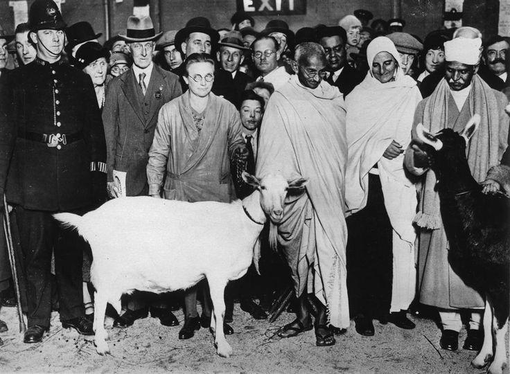 Remembering Mahatma Gandhi