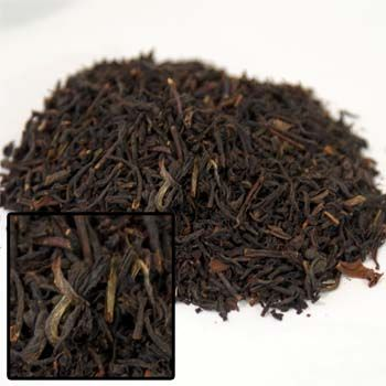 Creamy Earl Grey Black Tea Blend.  Prices range from $2.10 (1 oz) to 28.80 (1 lb).  This variation of an Earl Grey blend has rapidly become a best seller! The tantalizing, heady aroma of this blend and with the smooth, creamy flavor that lingers on the taste buds combines to create a delicious sensory delight.  Certified Kosher.