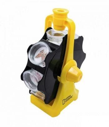 Pierwszy Mikroskop Karuzela National Geographic Bresser