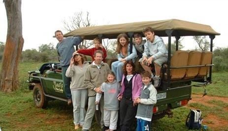 Ideas for family holidays
