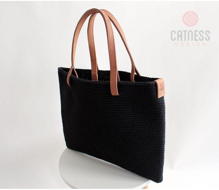 Handbag LUCY B140 | CatnessDesign