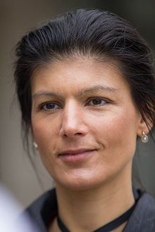 Sahra Wagenknecht — #german #politician #courage #wisdom