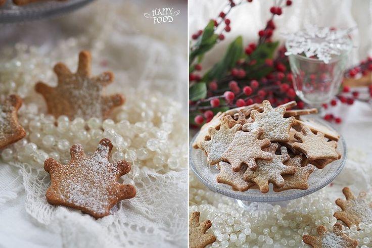 Ржаное рождественское печенье/ swedish rye cookies - HAPPYFOOD