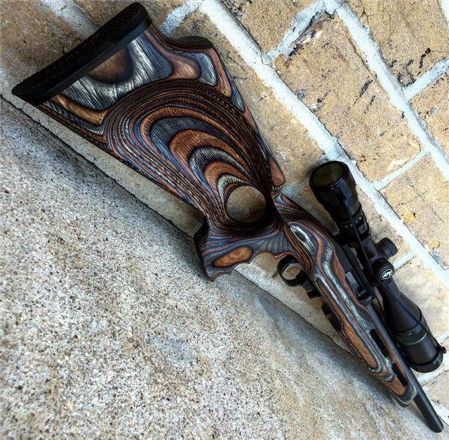 Ruger 10/22 Target Varmint Tactical Custom .22 22