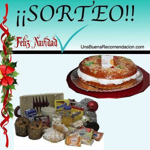 Sorteo de Navidad, Lote y Roscón de Reyes