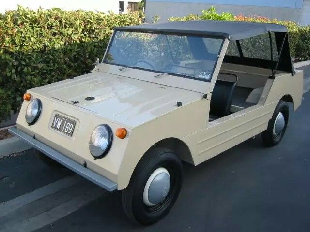 1968 VW Country Buggy from Australia