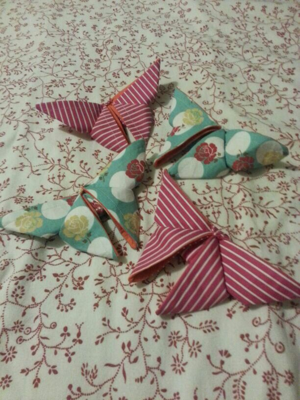 Fabric Origami Butterfly 2096 best images about...