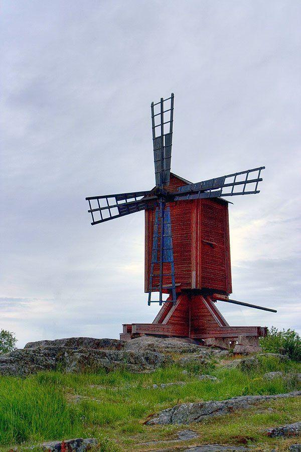Kristinestad Mill - photo bjornjul