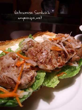 美味しい~ベトナム式サンドイッチ by カリフォルニアのばあさんさん ... このレシピに関連するカテゴリ