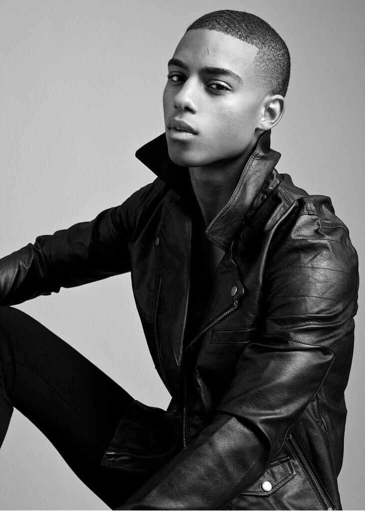 Black men models #8