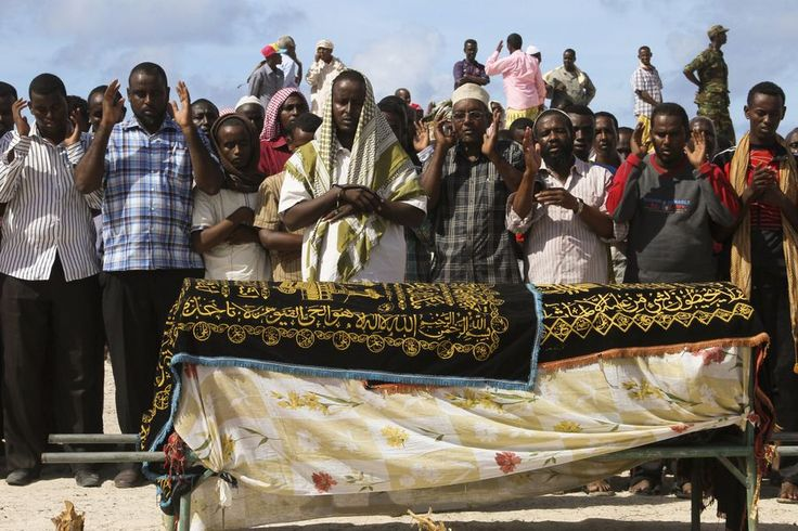 somalia funeral - Google-haku