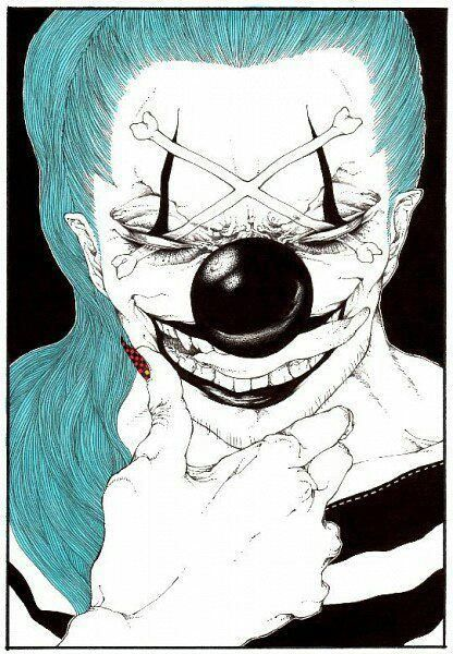 One Piece, Buggy the Clown.
