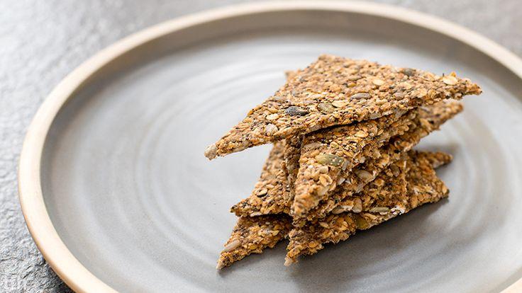 changing life crackers  #truetastehunters #changinglifecrackers #vegan #food