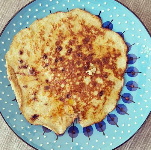 Banana Cinnamon Pancakes – Fit Me Baby