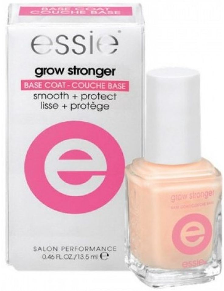 Essie - Grow Stronger (13,5ml)