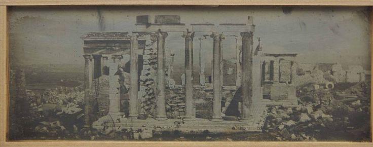 Tempel van Minerva - Joseph-Philibert Girault (Christie's)
