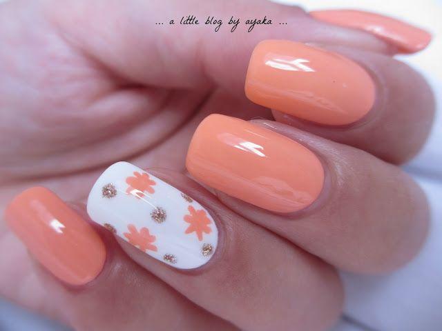 ...❀ a little blog by ayaka ❀ #nail #nails #nailart