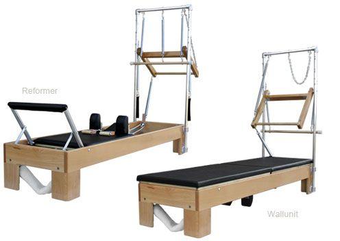 Teague Pilates Equipment
