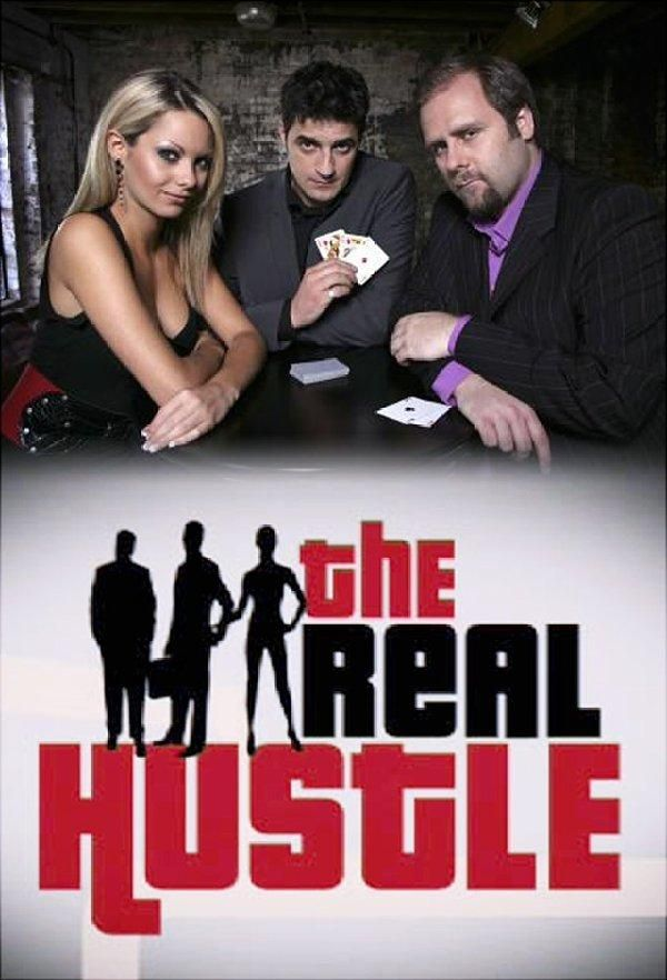 The Real Hustle (TV Series 2006–2012)