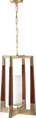 Modern Lantern by Baker Furniture.