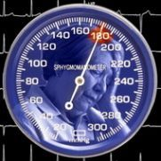 Как снять высокое давление